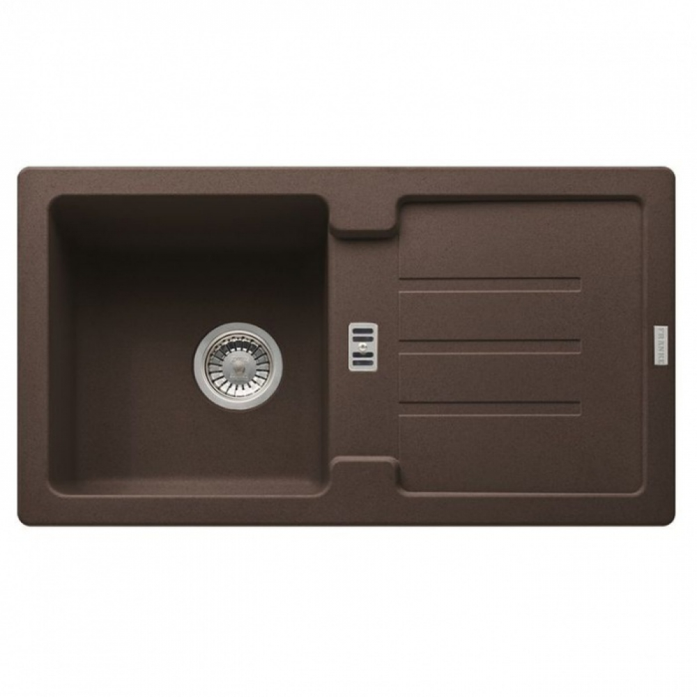 Кухонная мойка Franke Strata STG 614-78 шоколад кухонная мойка franke stg 614 78 миндаль 114 0312 530