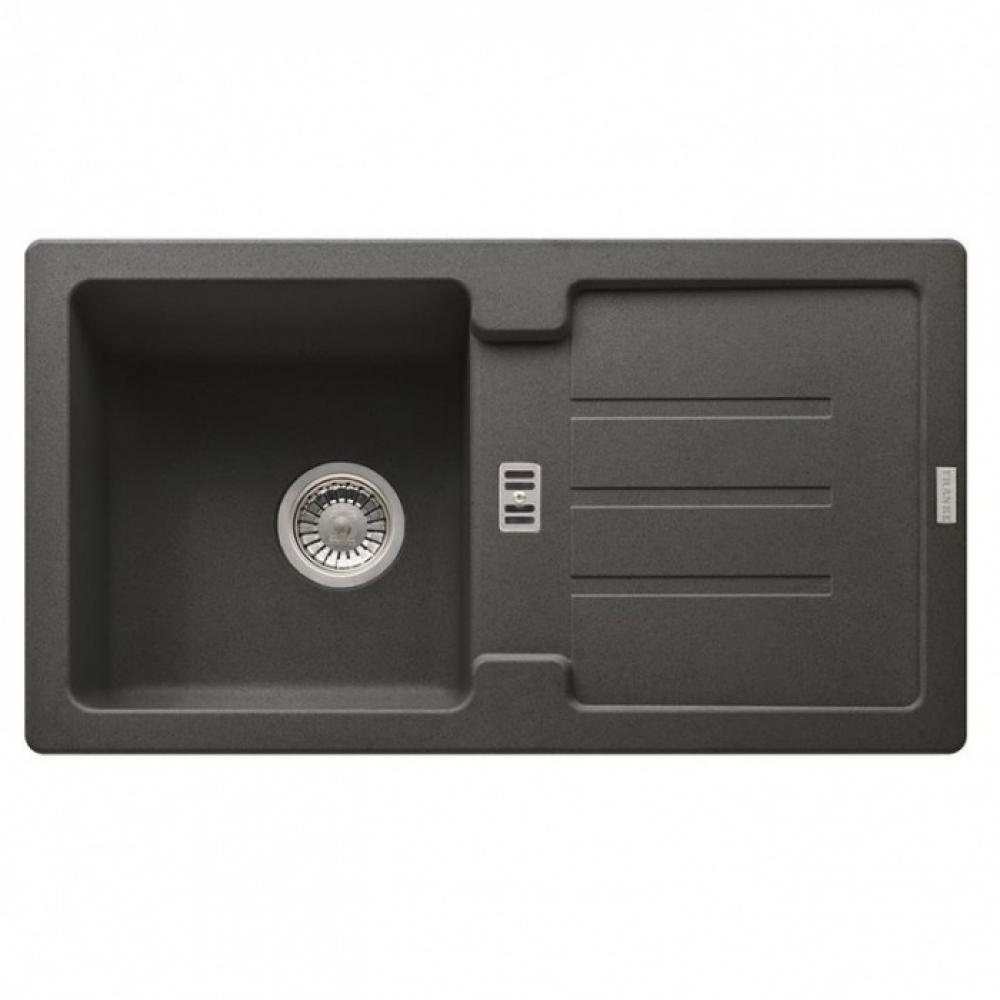 Кухонная мойка Franke Strata STG 614-78 графит