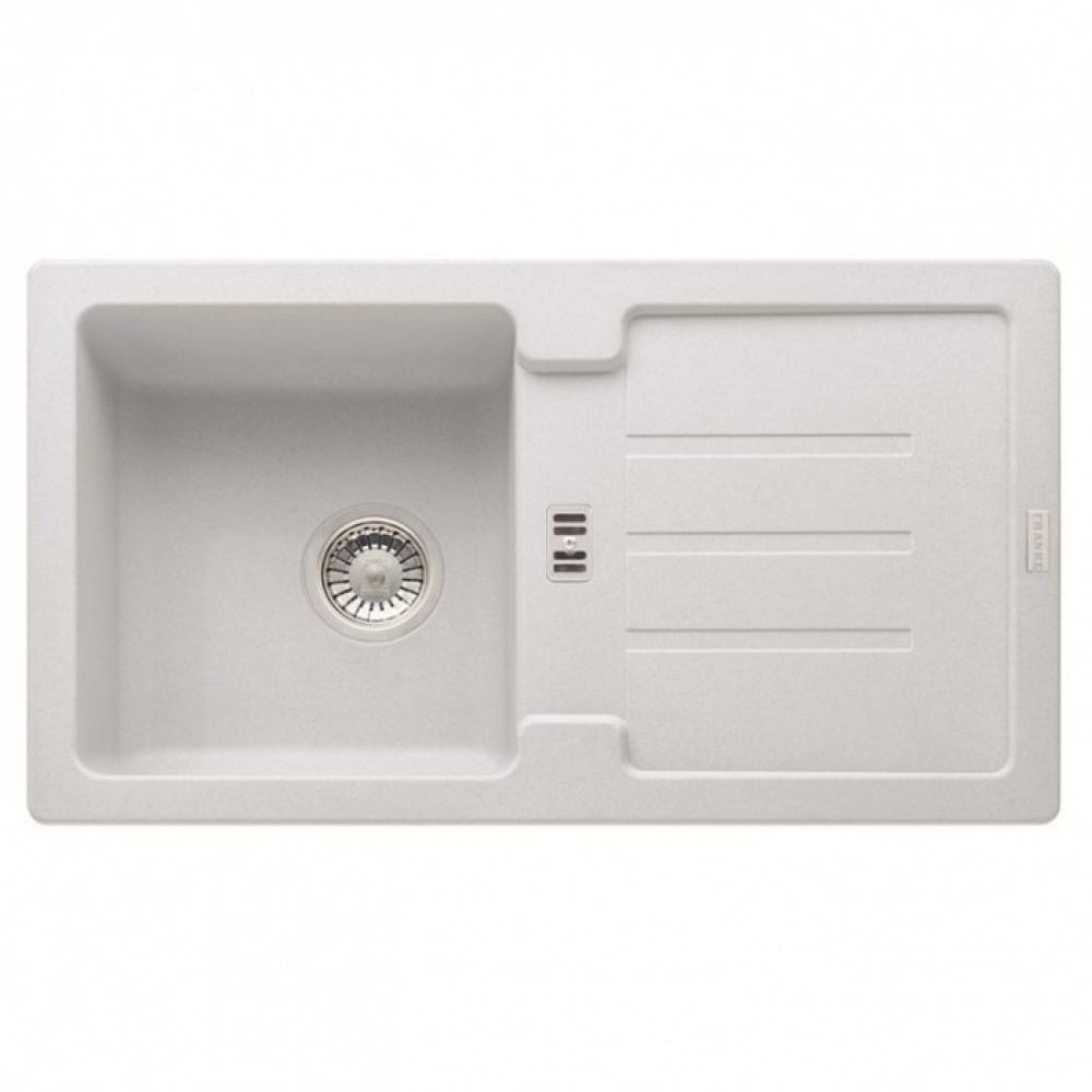 Кухонная мойка Franke Strata STG 614-78 белый