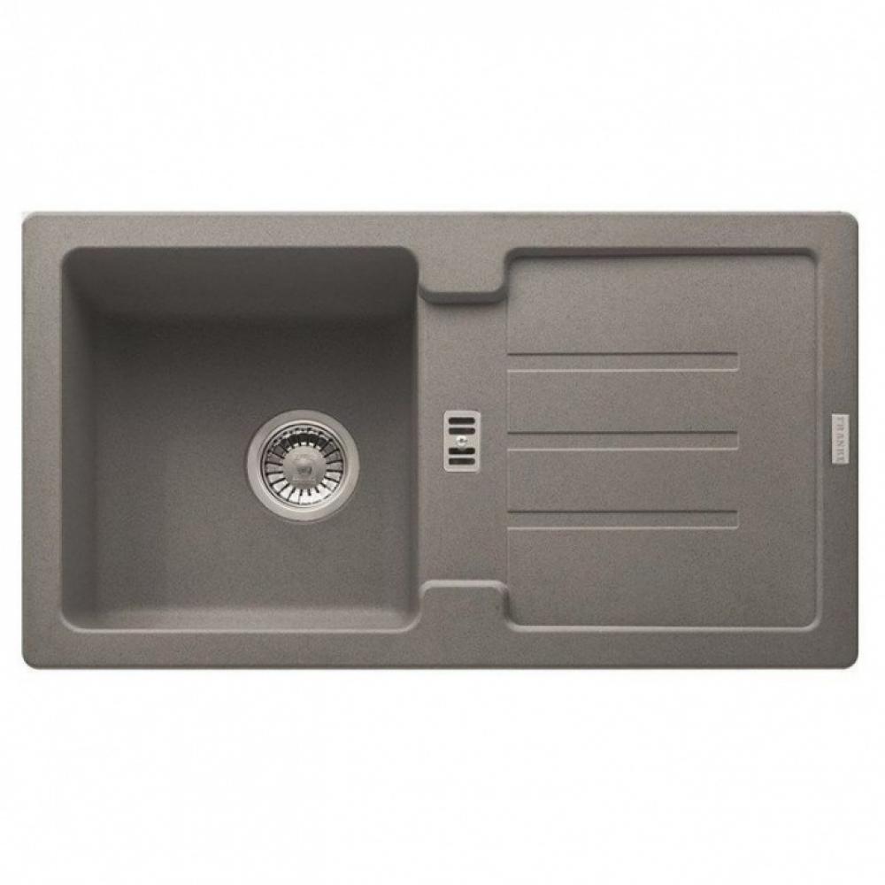 Кухонная мойка Franke Strata STG 614-78 серый цены