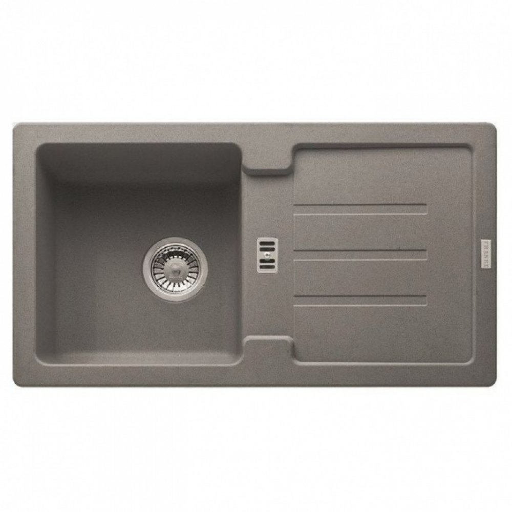 Кухонная мойка Franke Strata STG 614-78 серый кухонная мойка franke stg 614 78 миндаль 114 0312 530