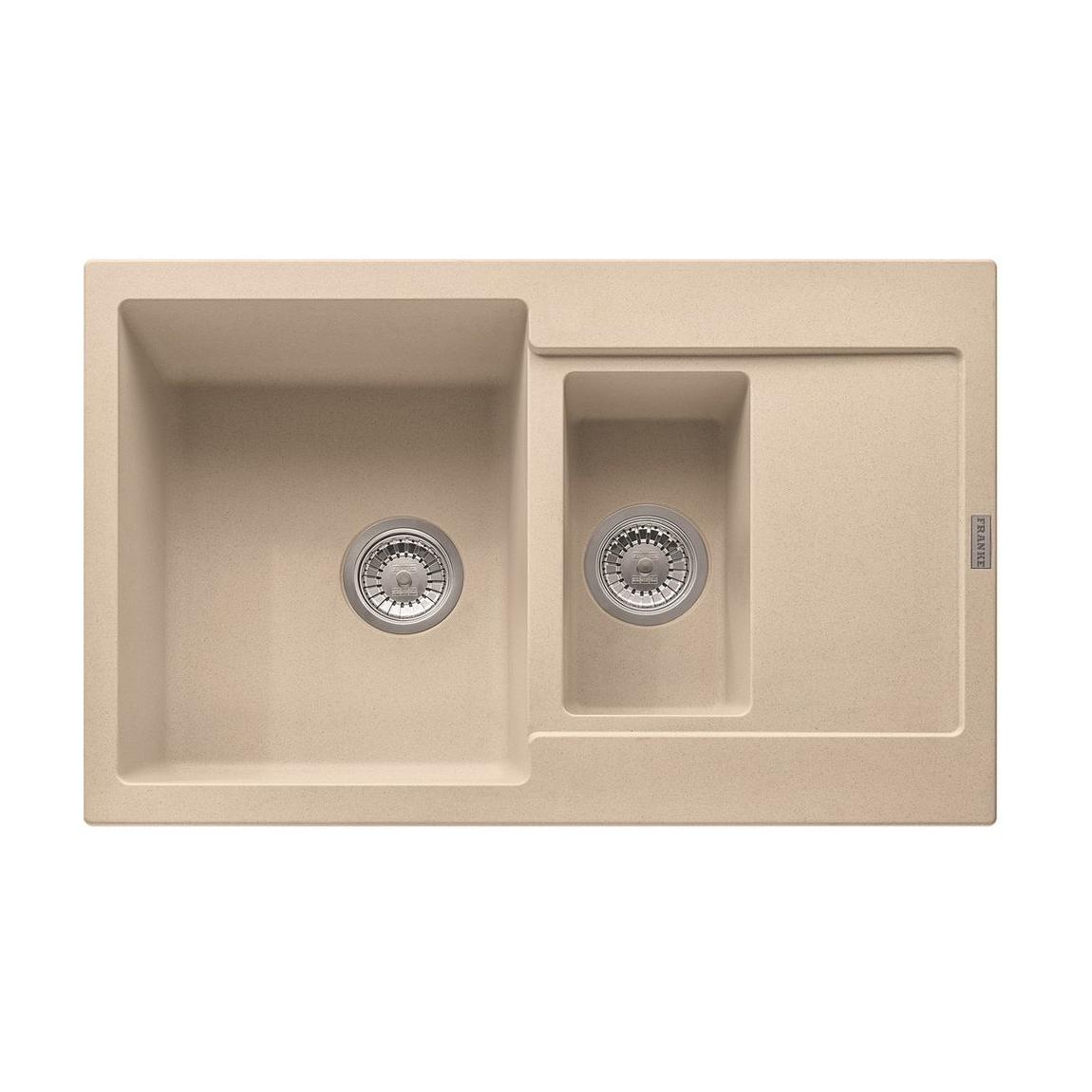 Кухонная мойка Franke Maris MRG 651-78 бежевая кухонная мойка aquaton 1a715032lr90 лория темно бежевая