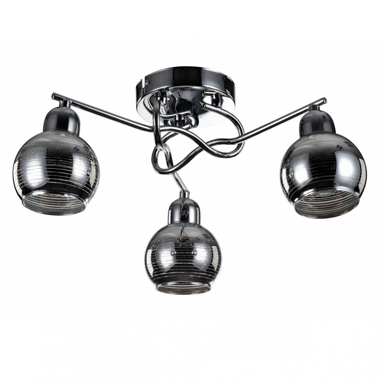 Люстра Freya Cosmo FR5102-CL-03-CH потолочная потолочная люстра freya fr5102 cl 06 ch