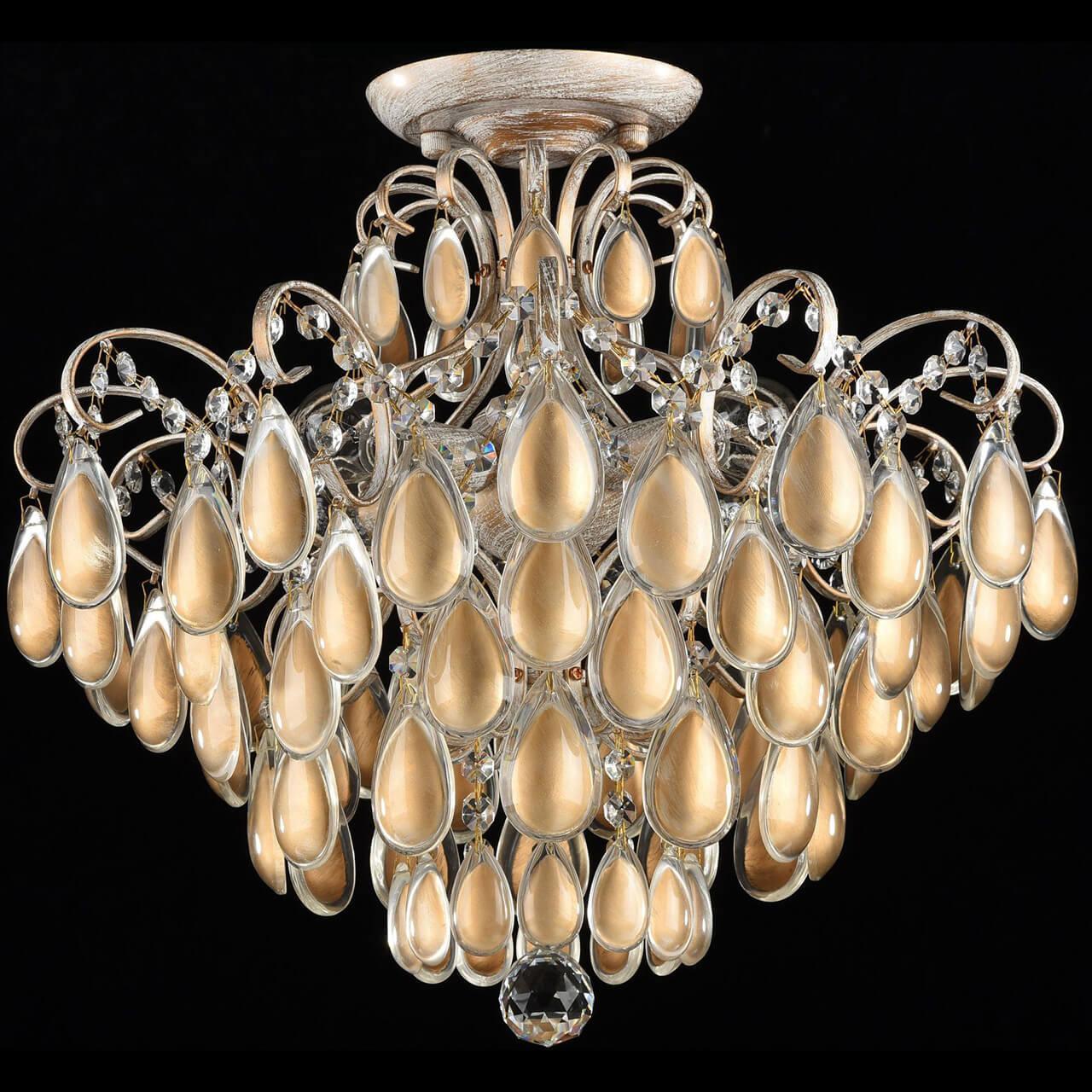 Люстра Freya Chabrol FR2302-CL-04-WG потолочная потолочная люстра freya fr5102 cl 04 ch
