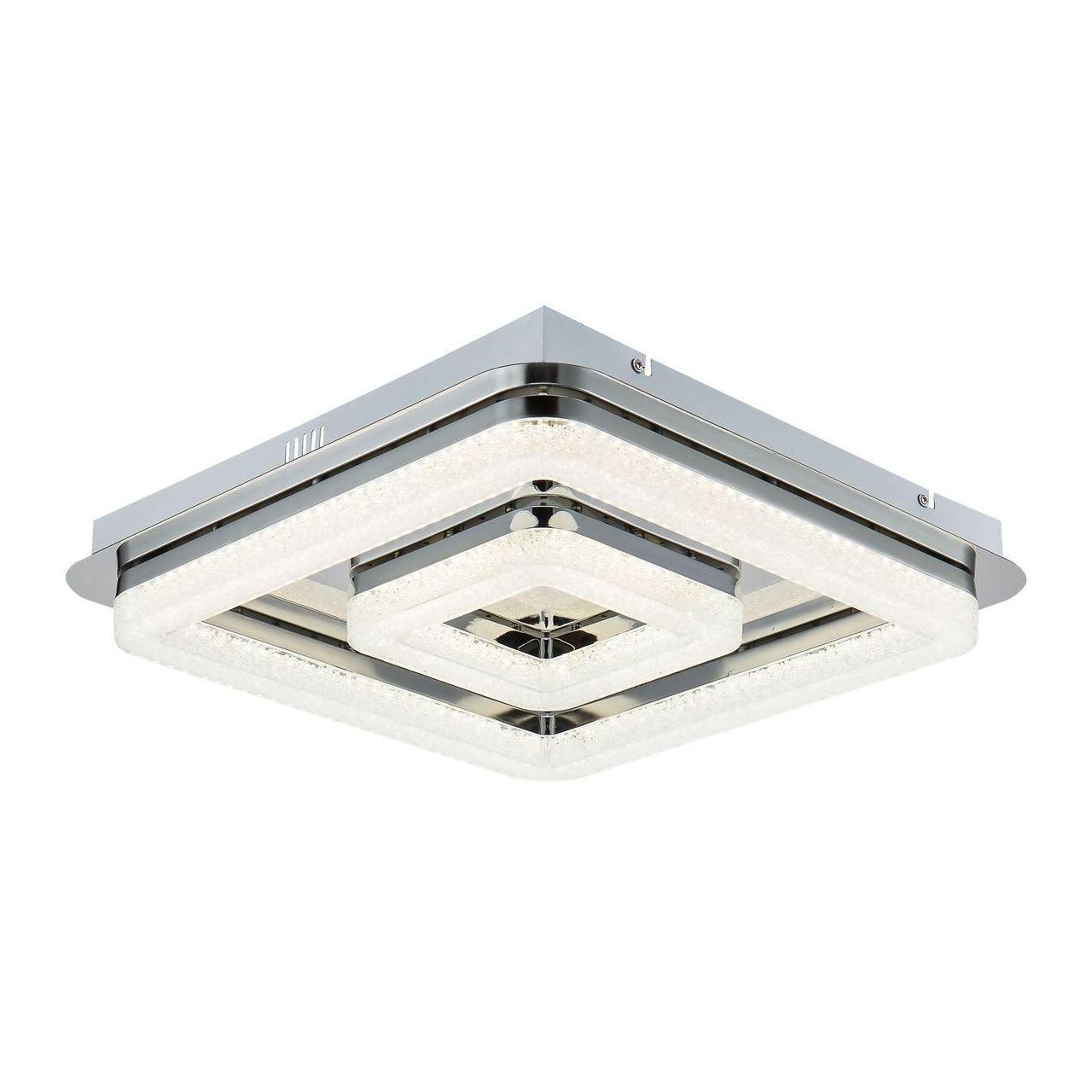 Потолочный светодиодный светильник Freya Сaprice FR6002CL-L37CH freya потолочный светодиодный светильник freya severus fr6006cl l54w