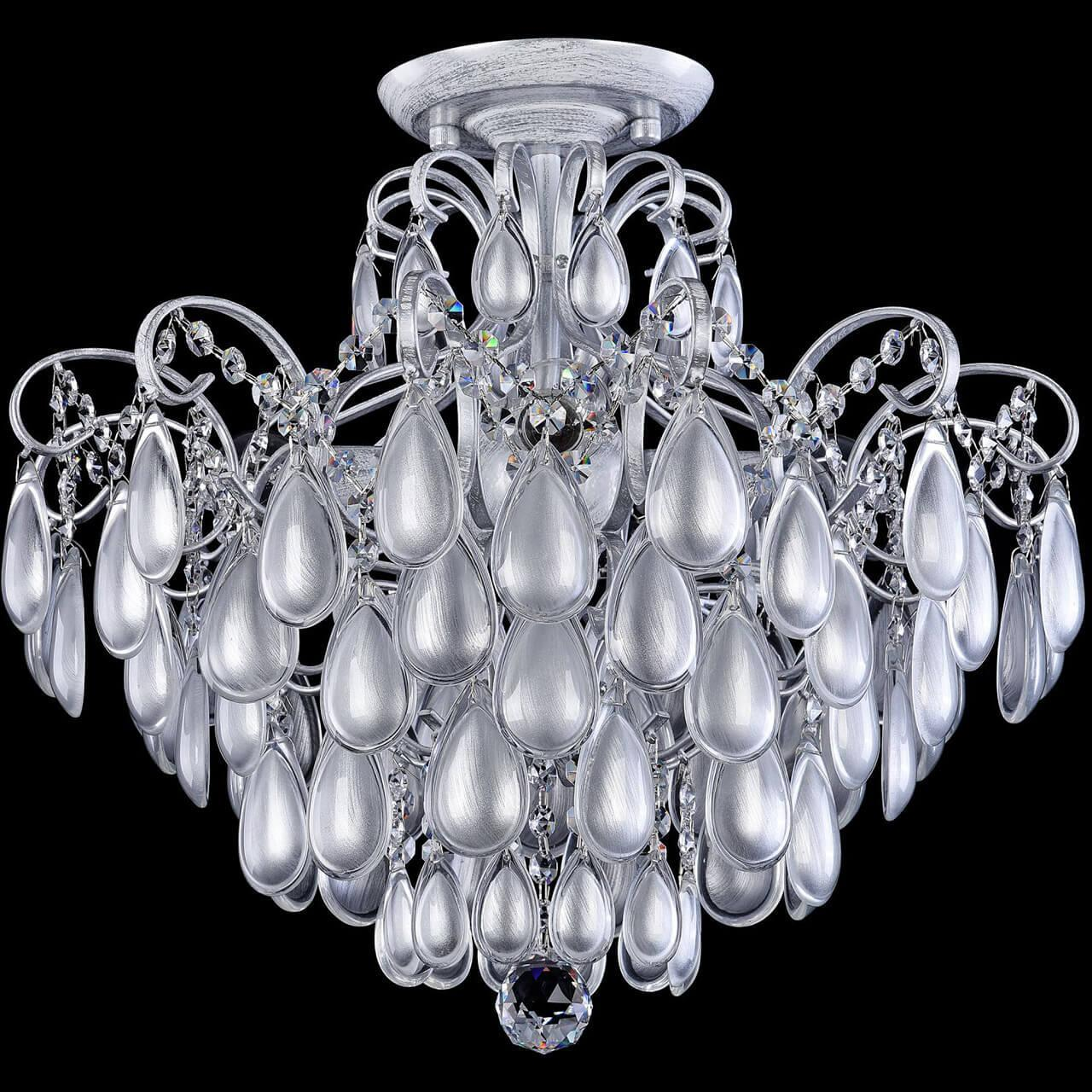 Люстра Freya Chabrol FR2302CL-04S потолочная набор посуды polaris verona 04s