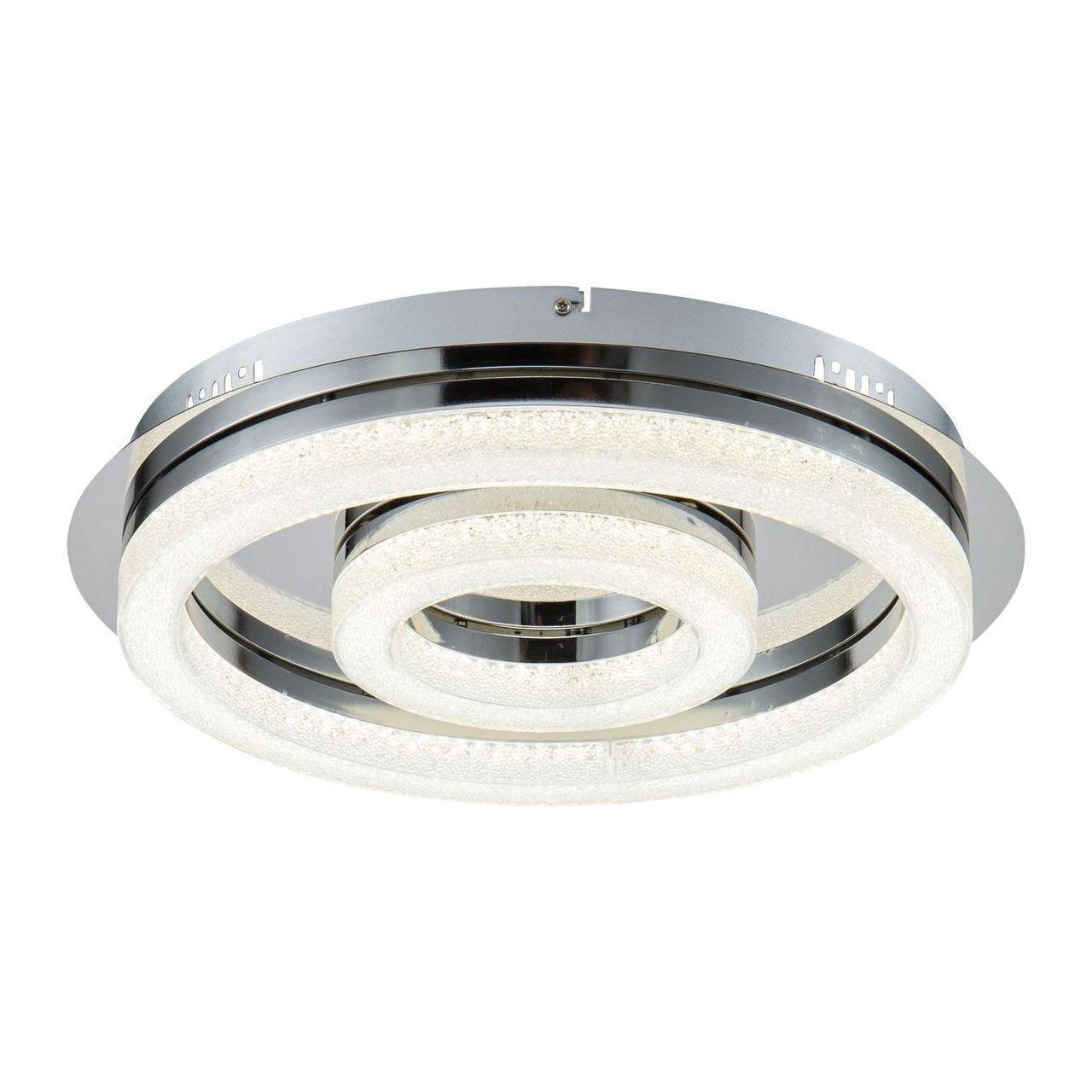 Потолочный светодиодный светильник Freya Сaprice FR6001CL-L33CH freya потолочный светодиодный светильник freya severus fr6006cl l54w