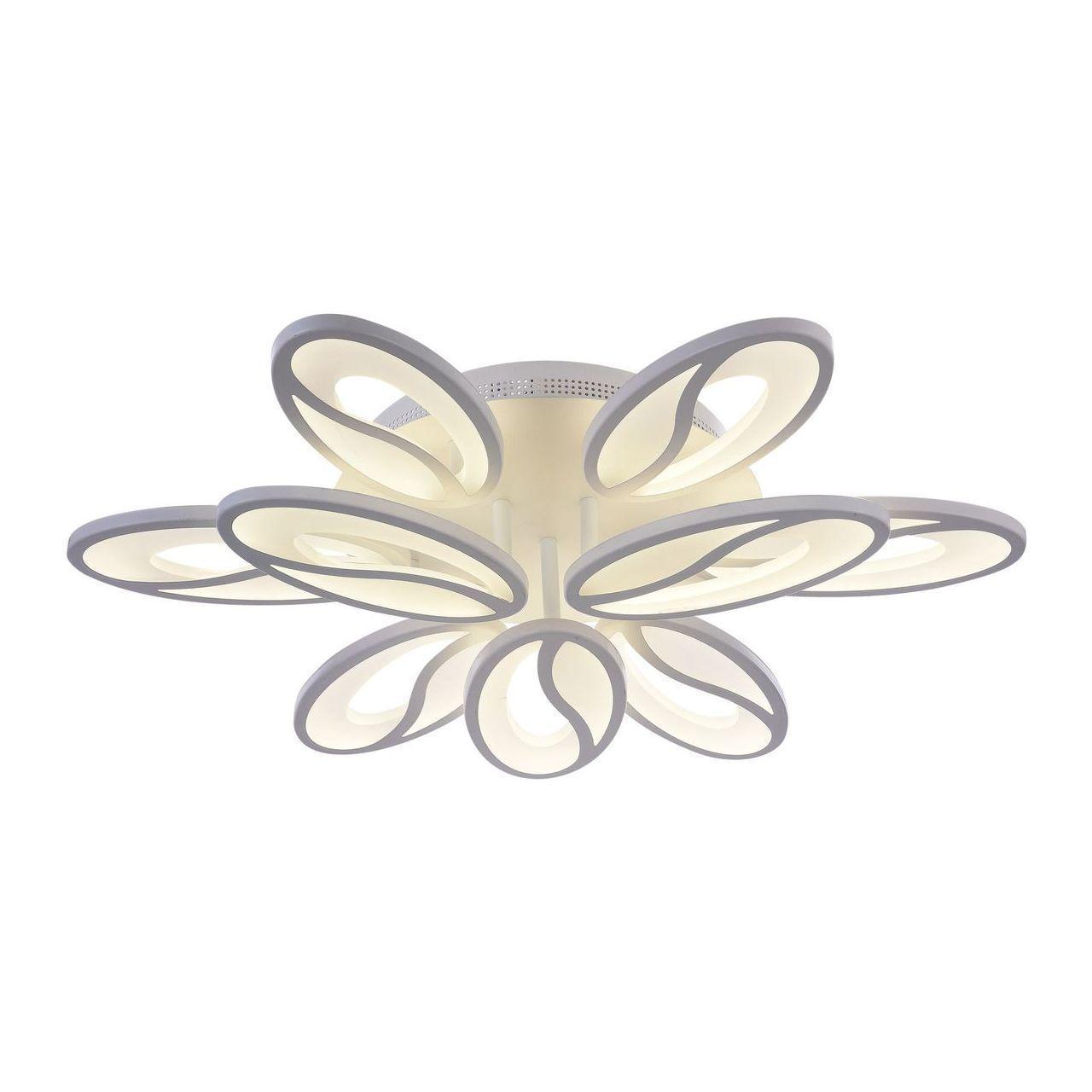 Люстра Freya Mila FR6682-CL-L90W потолочная потолочная люстра freya fr5102 cl 04 ch