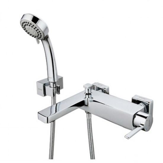 Смеситель Gappo Chanel G3004 для ванны смеситель для мойки g4108 однорычажный хром gappo гаппо