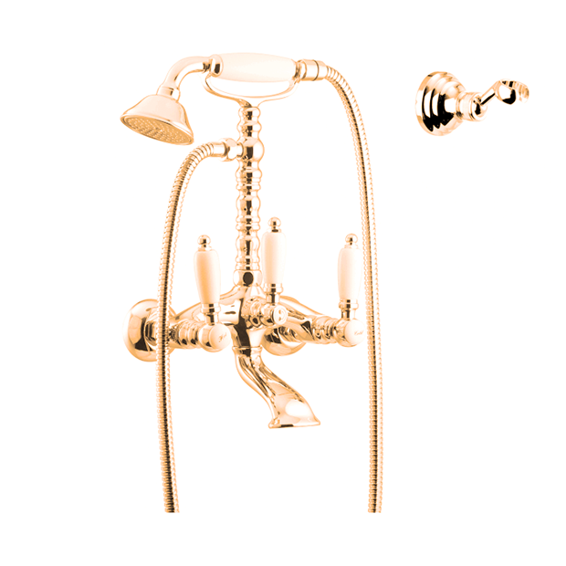 Смеситель Gattoni Vivaldi Lever 1300113D0.GRoro для ванны