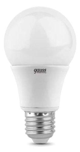 Лампа светодиодная E27 10W 4100K матовая 23220 goodeck лампа светодиодная goodeck рефлекторная матовая gu10 5 5w 4100k gl1007024206