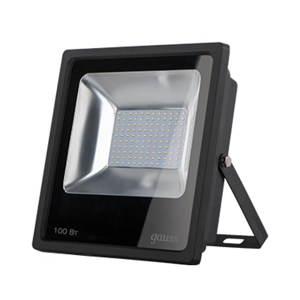 Прожектор светодиодный Gauss 100W 613100100 цена 2017