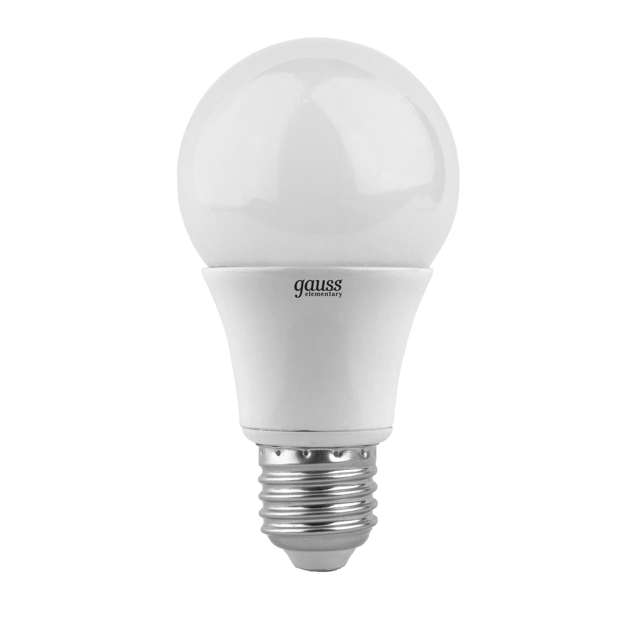 Лампа светодиодная E27 10W 3000K матовая 23210 лампа светодиодная e27 10w 2700k груша матовая 23210
