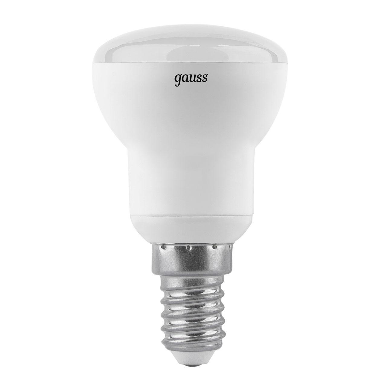 Лампа светодиодная рефлекторная E14 4W 4100K матовая 106001204 goodeck лампа светодиодная goodeck рефлекторная матовая gu10 5 5w 4100k gl1007024206