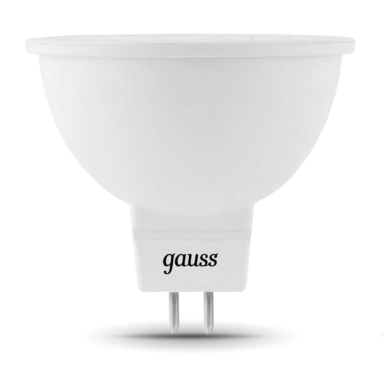 Лампа светодиодная GU5.3 5W 4100K матовая 101505205 goodeck лампа светодиодная goodeck рефлекторная матовая gu10 5 5w 4100k gl1007024206
