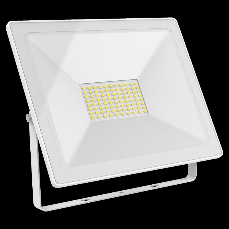 Прожектор светодиодный Gauss Slim 100W 6500К 613120300 цена 2017