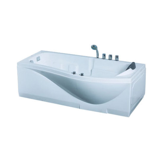 все цены на Акриловая ванна Gemy G9010 E L 173x82