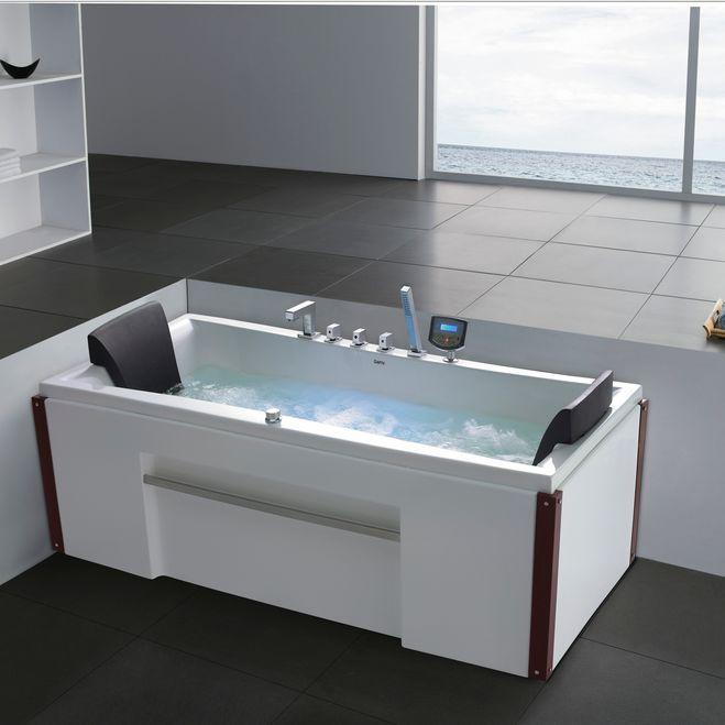 Акриловая ванна Gemy G9076
