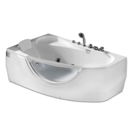 Акриловая ванна Gemy G9046 B L акриловая ванна gemy g9046 ii b l