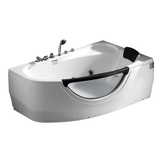 Акриловая ванна Gemy G9046 II B R акриловая ванна gemy g9046 ii b l