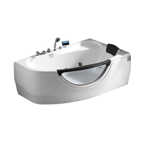 Акриловая ванна Gemy G9046 II K R акриловая ванна gemy g9046 ii b l