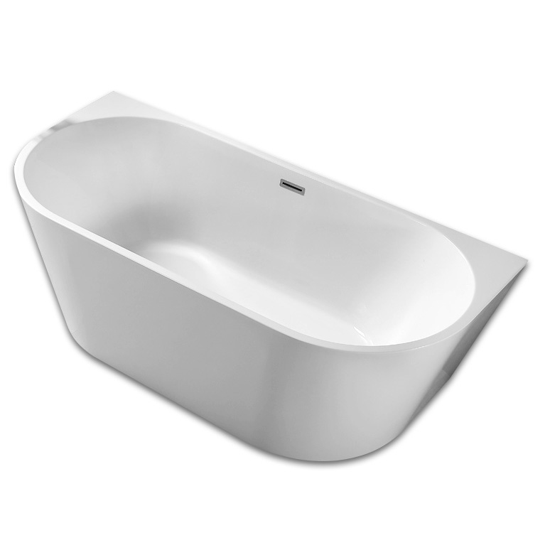 Акриловая ванна Gemy G9216 акриловая ванна belbagno bb42 1700