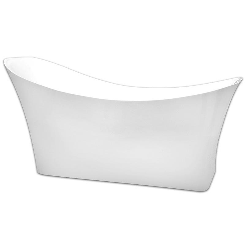 Акриловая ванна Gemy G9242 акриловая ванна belbagno bb42 1700