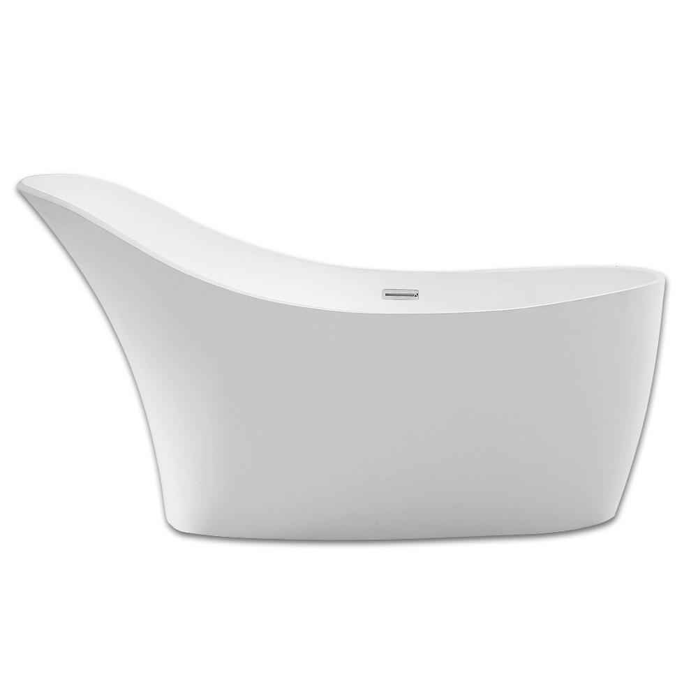 Акриловая ванна Gemy G9245 акриловая ванна belbagno bb42 1700
