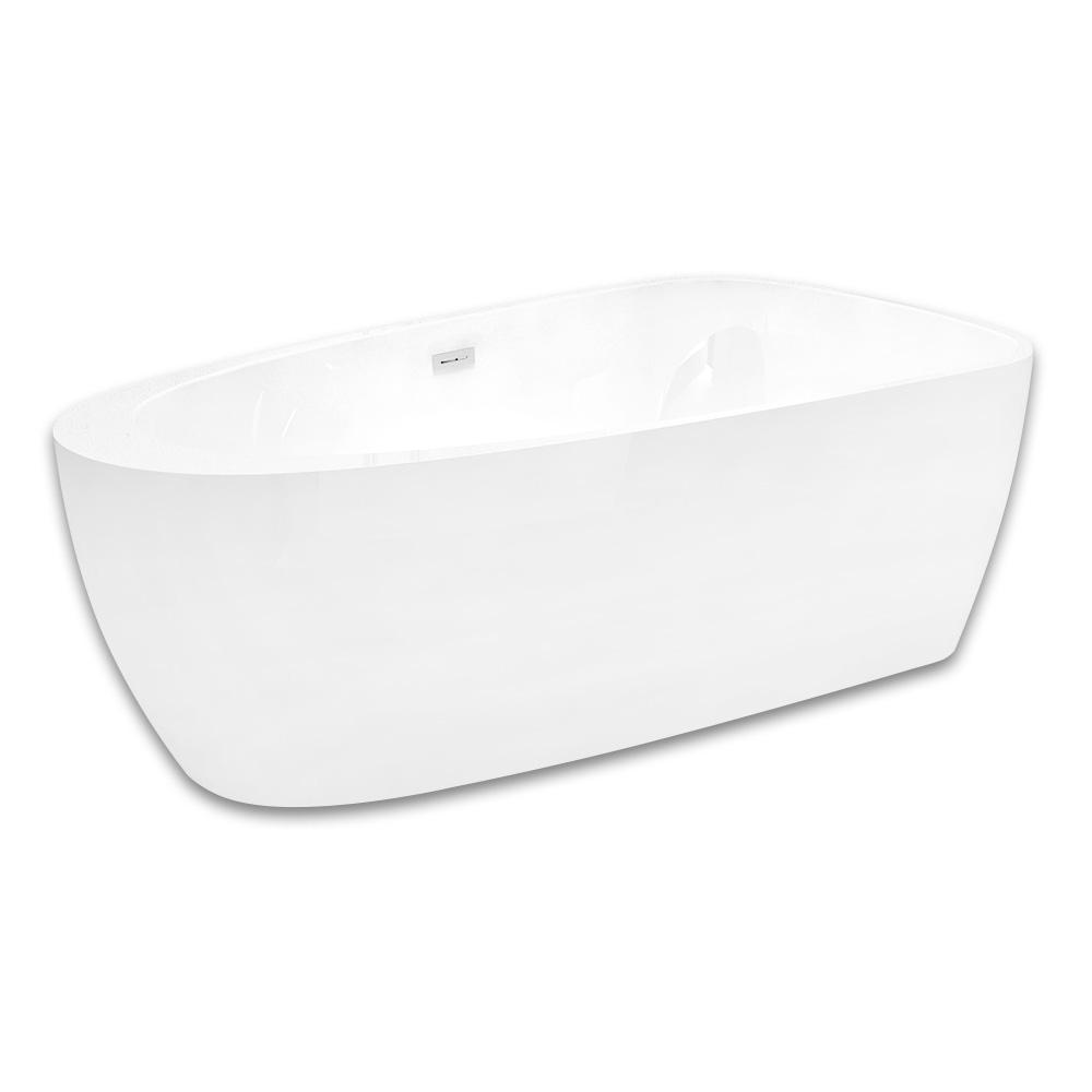 Акриловая ванна Gemy G9210 акриловая ванна gemy g9231b