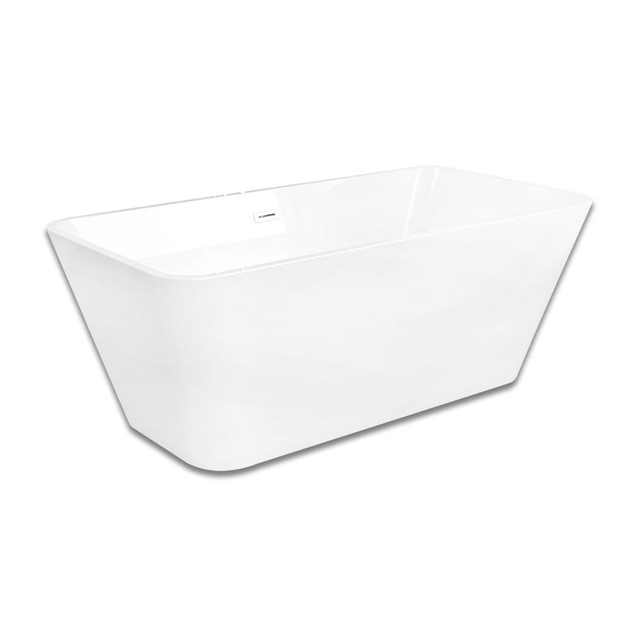 Акриловая ванна Gemy G9212 акриловая ванна eurolux сиракузы 150x70x50