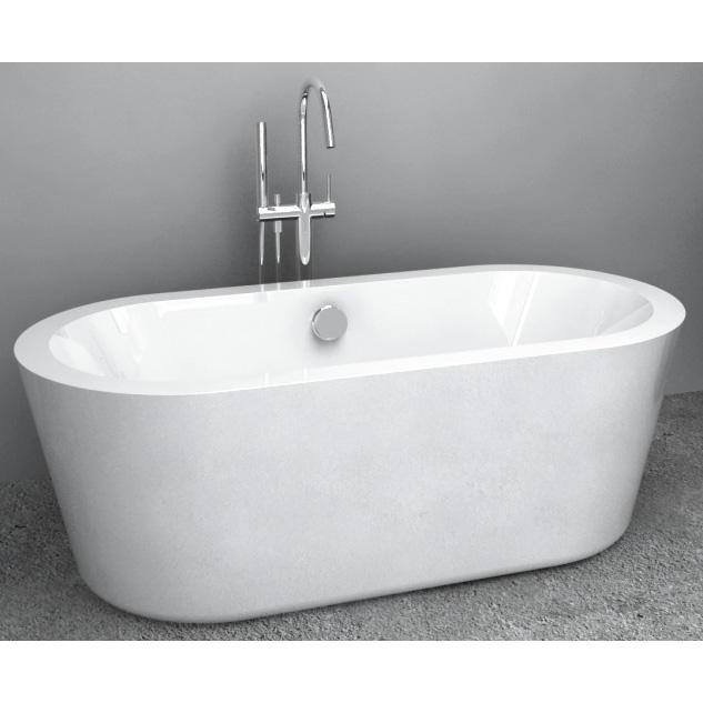 Акриловая ванна Gemy G9213 акриловая ванна eurolux сиракузы 150x70x50