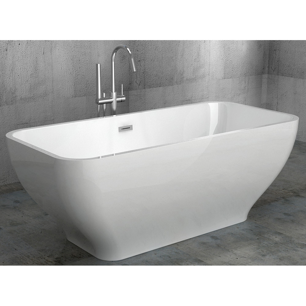 Акриловая ванна Gemy G9220 акриловая ванна eurolux сиракузы 150x70x50