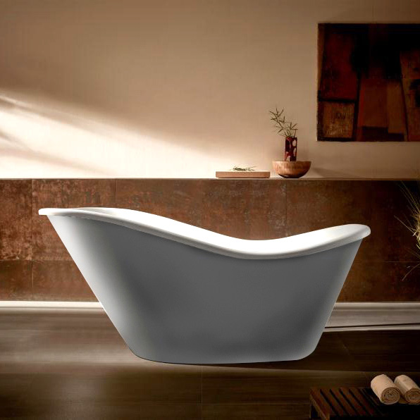 Акриловая ванна Gemy G9231 акриловая ванна eurolux сиракузы 150x70x50