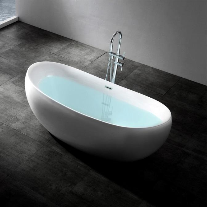 Акриловая ванна Gemy G9236 акриловая ванна eurolux сиракузы 150x70x50