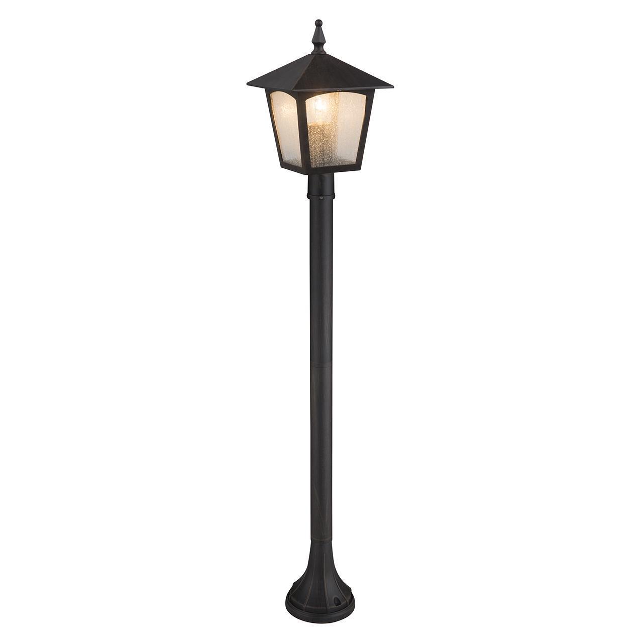 Уличный светильник Globo Piero 31558 globo фонарный столб globo piero 31558