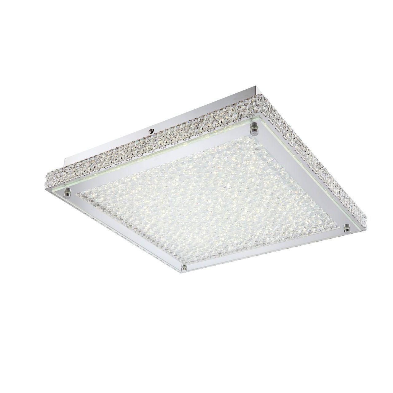 Потолочный светодиодный светильник Globo Curado 49334D