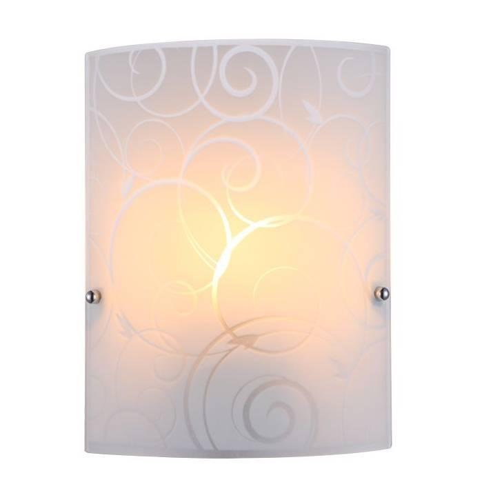 Настенный светильник Globo Maverick 40491-1W настенный светильник globo maverick 40491 1w