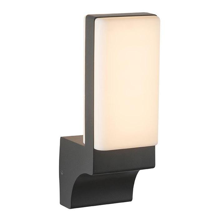 Уличный настенный светодиодный светильник Globo Chana 34172 цена