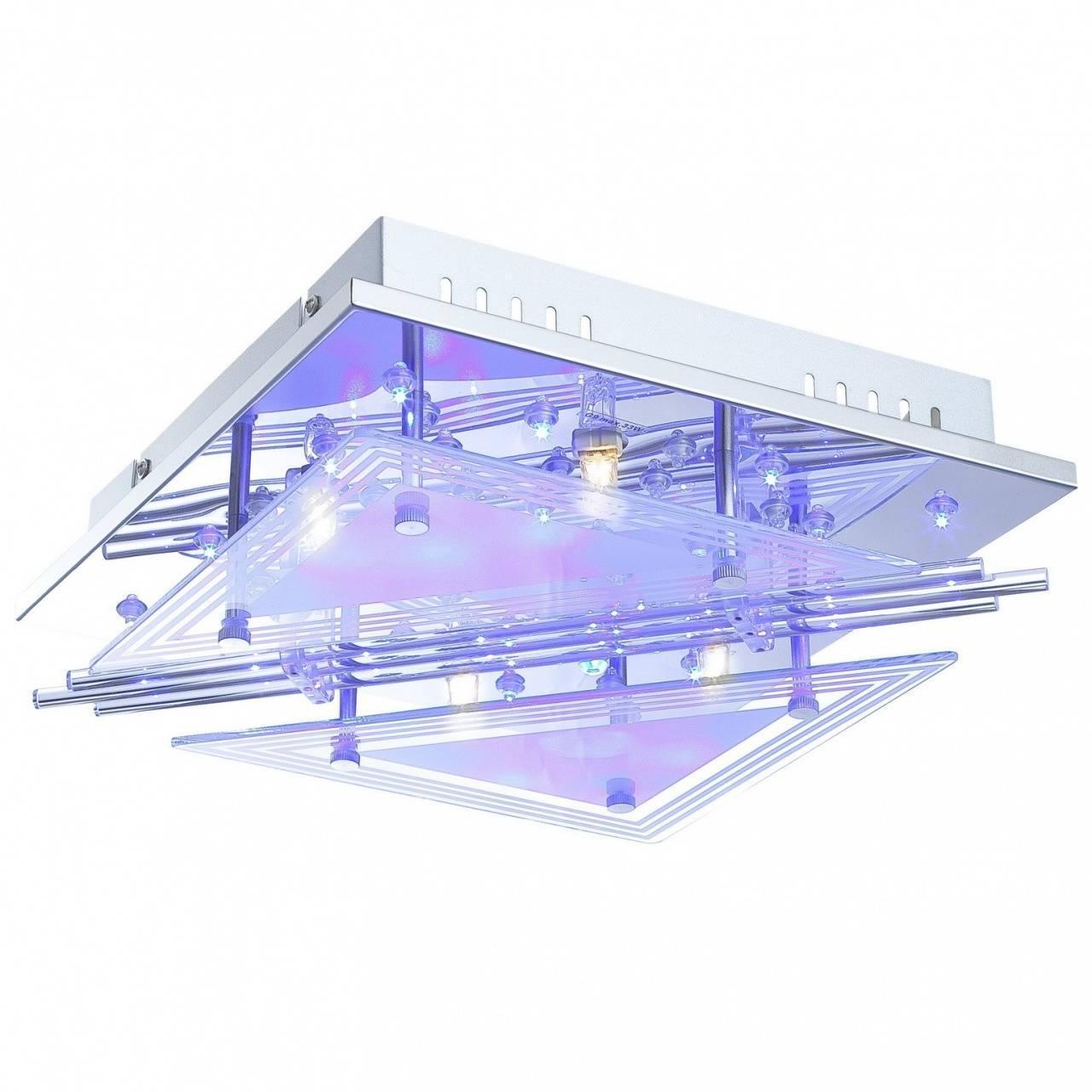 Потолочный светильник Globo Spinosa 68246-4 светильник потолочный globo light 49239 4