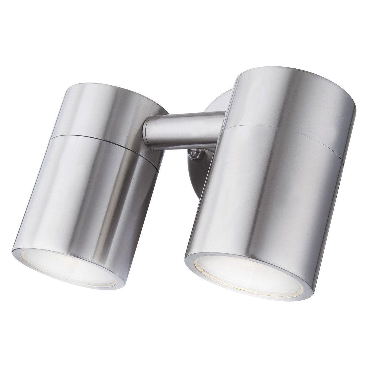 Уличный настенный светодиодный светильник Globo Style 3207-2L уличный настенный светодиодный светильник globo style 3207 2l