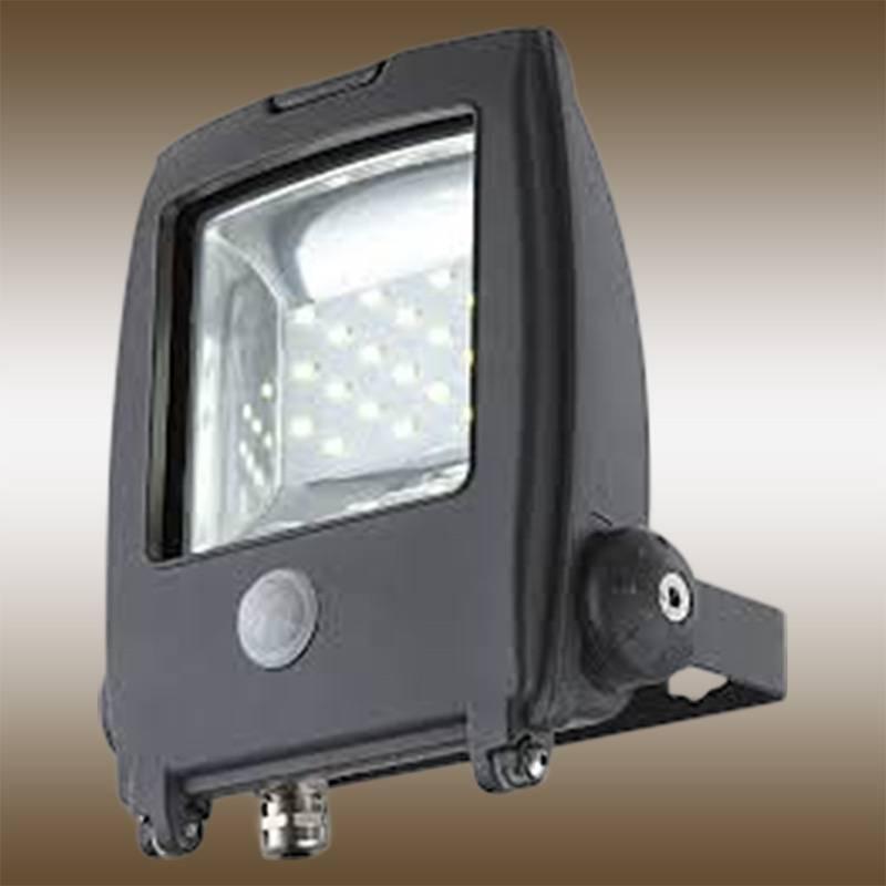 Прожектор светодиодный с датчиком движения Globo Projecteur I 34219S настенный прожектор globo projecteur i 34221