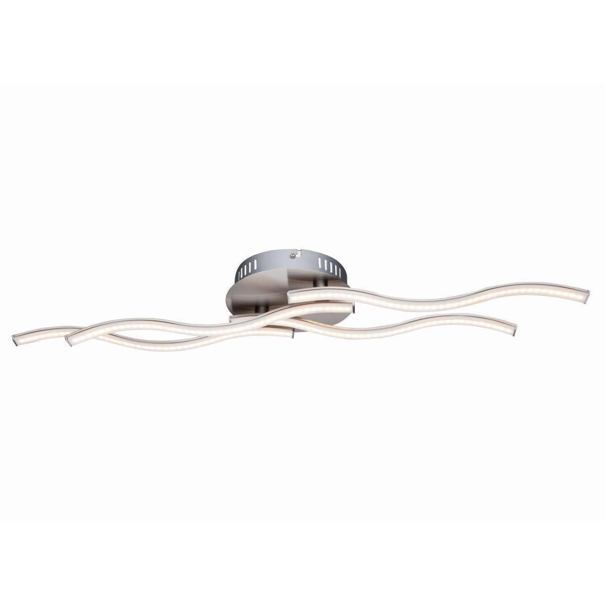 Потолочный светодиодный светильник Globo Sarka 67000-14D потолочный светодиодный светильник globo wave 67823w