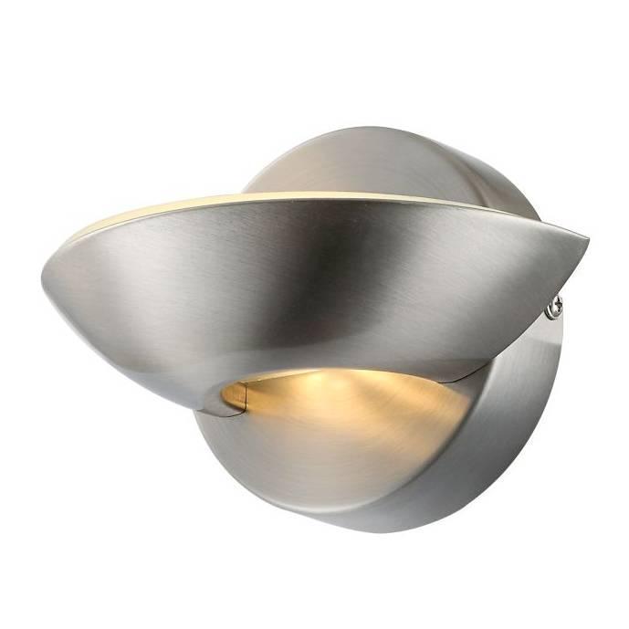 Настенный светодиодный светильник Globo Sammy 76001 бра globo sammy 76002