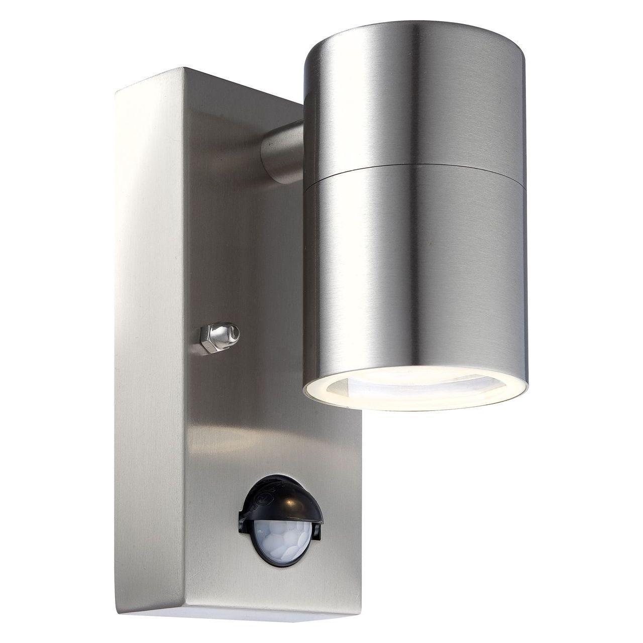 Уличный настенный светодиодный светильник Globo Style 3201SL уличный настенный светодиодный светильник globo style 3207 2l