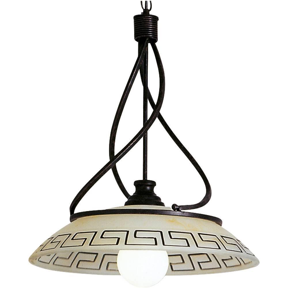 Подвесной светильник Globo Rustica 6884 подвесной светильник коллекция rustica 68840 черный бежевый globo глобо