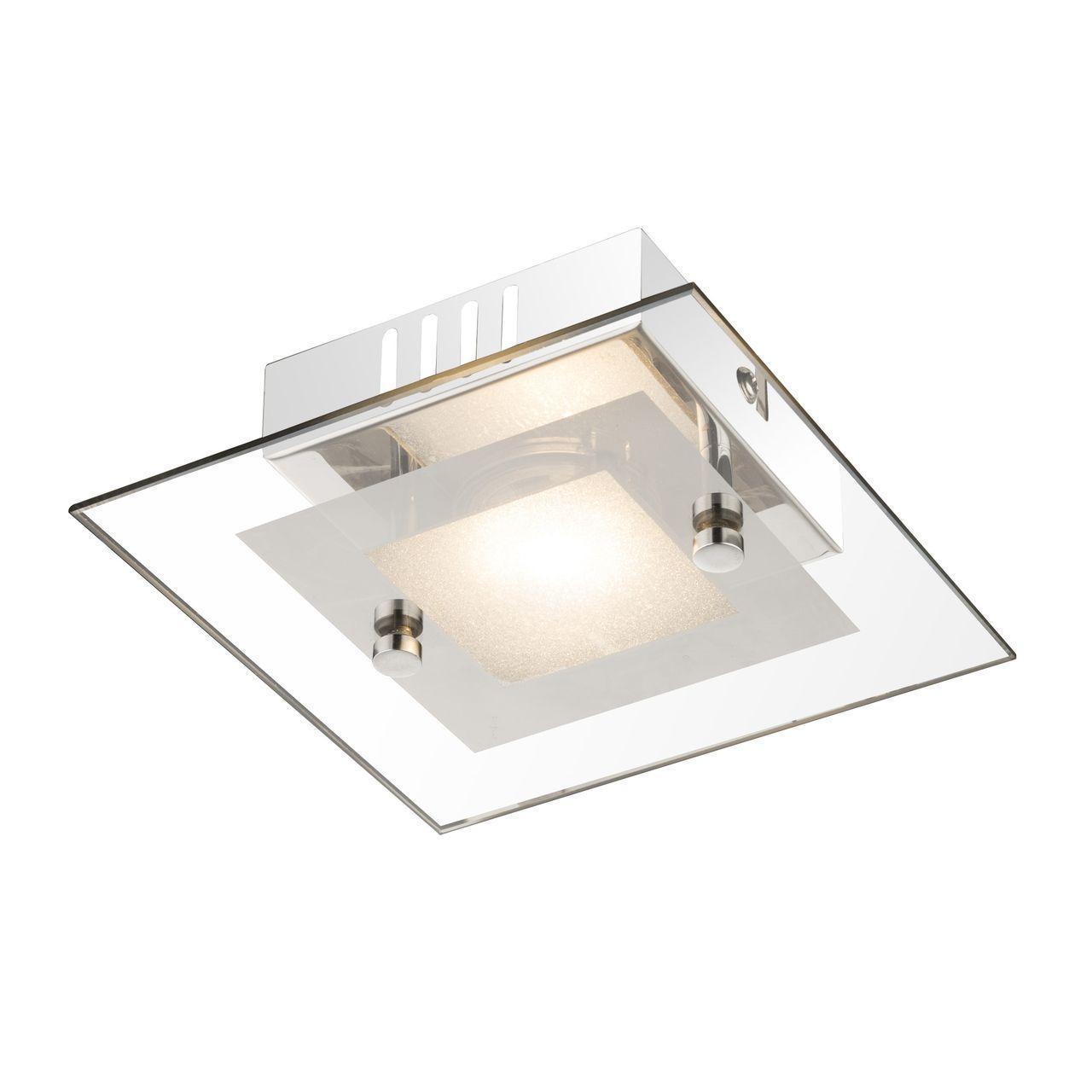Потолочный светодиодный светильник Globo Light 49239-1 светильник потолочный globo light 49239 4