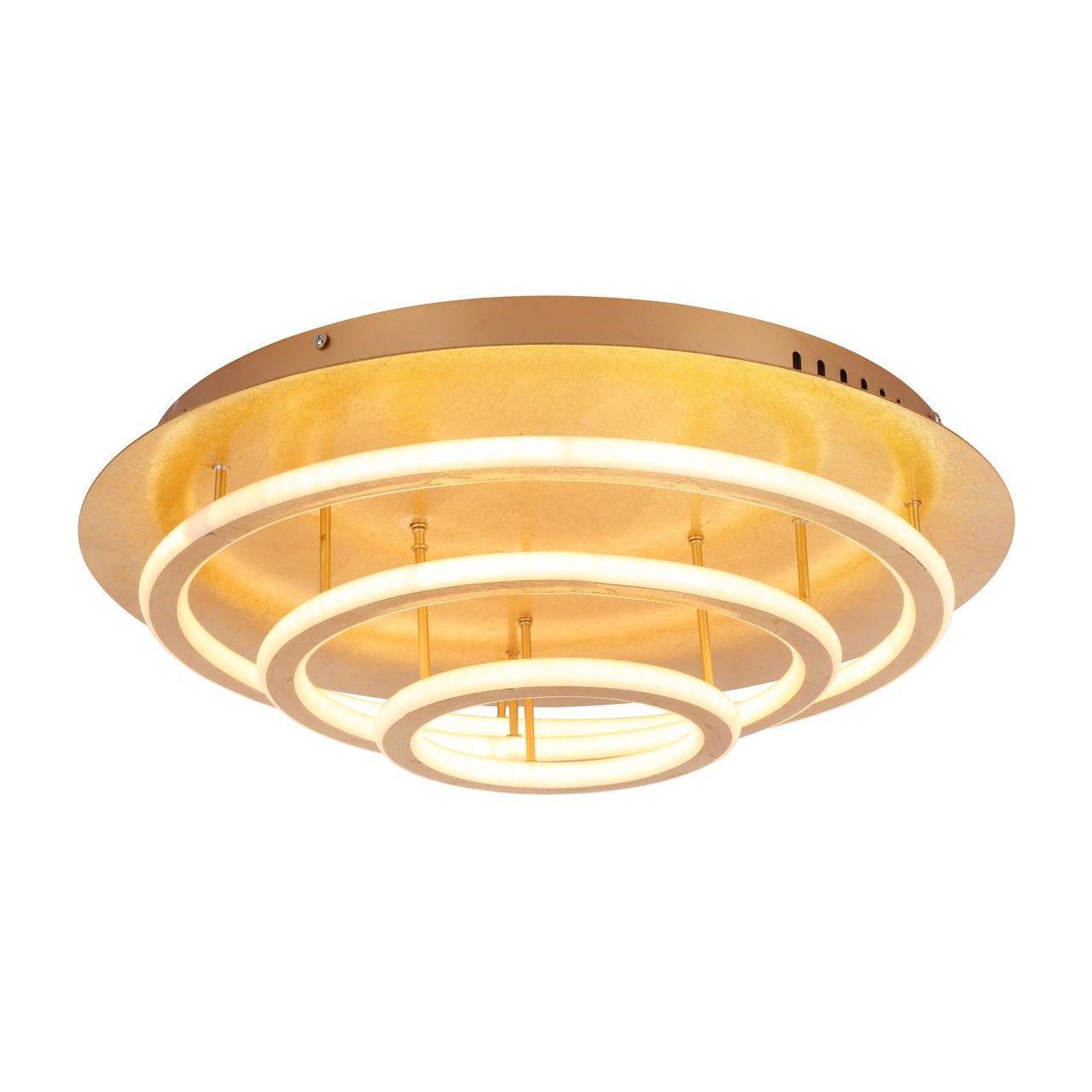 Потолочный светодиодный светильник Globo Arryn 49252-100G other 100g