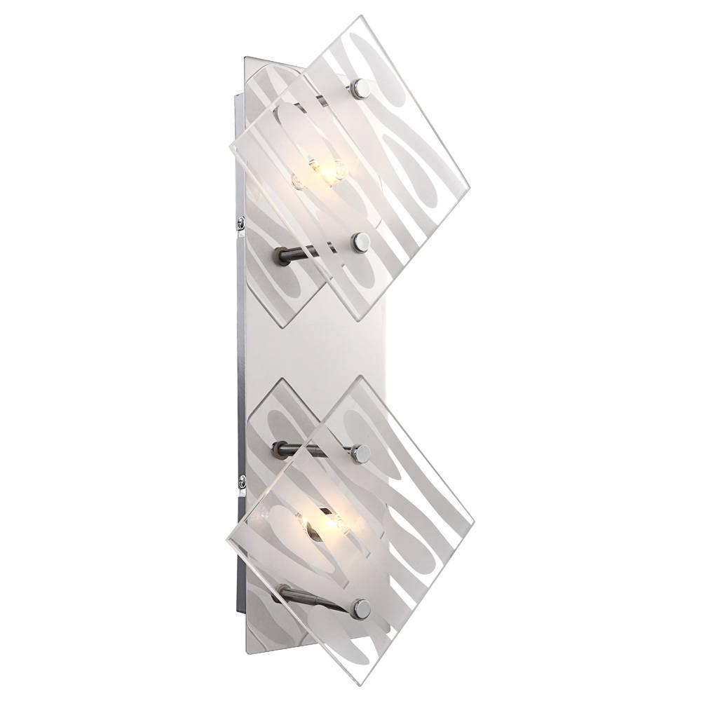 Фото - Потолочный светильник Globo Carat 48694-2 накладной светильник globo carat 48694 1