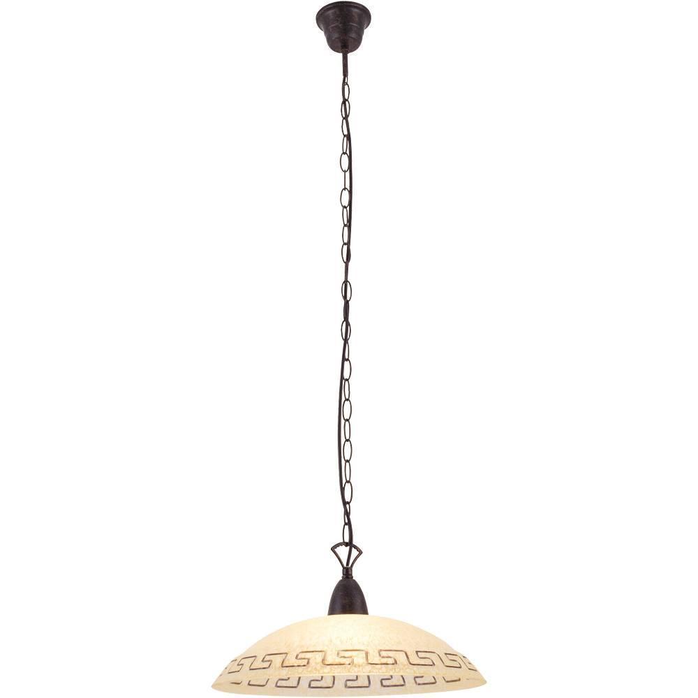 Подвесной светильник Globo Rustica 68840 подвесной светильник коллекция rustica 68840 черный бежевый globo глобо