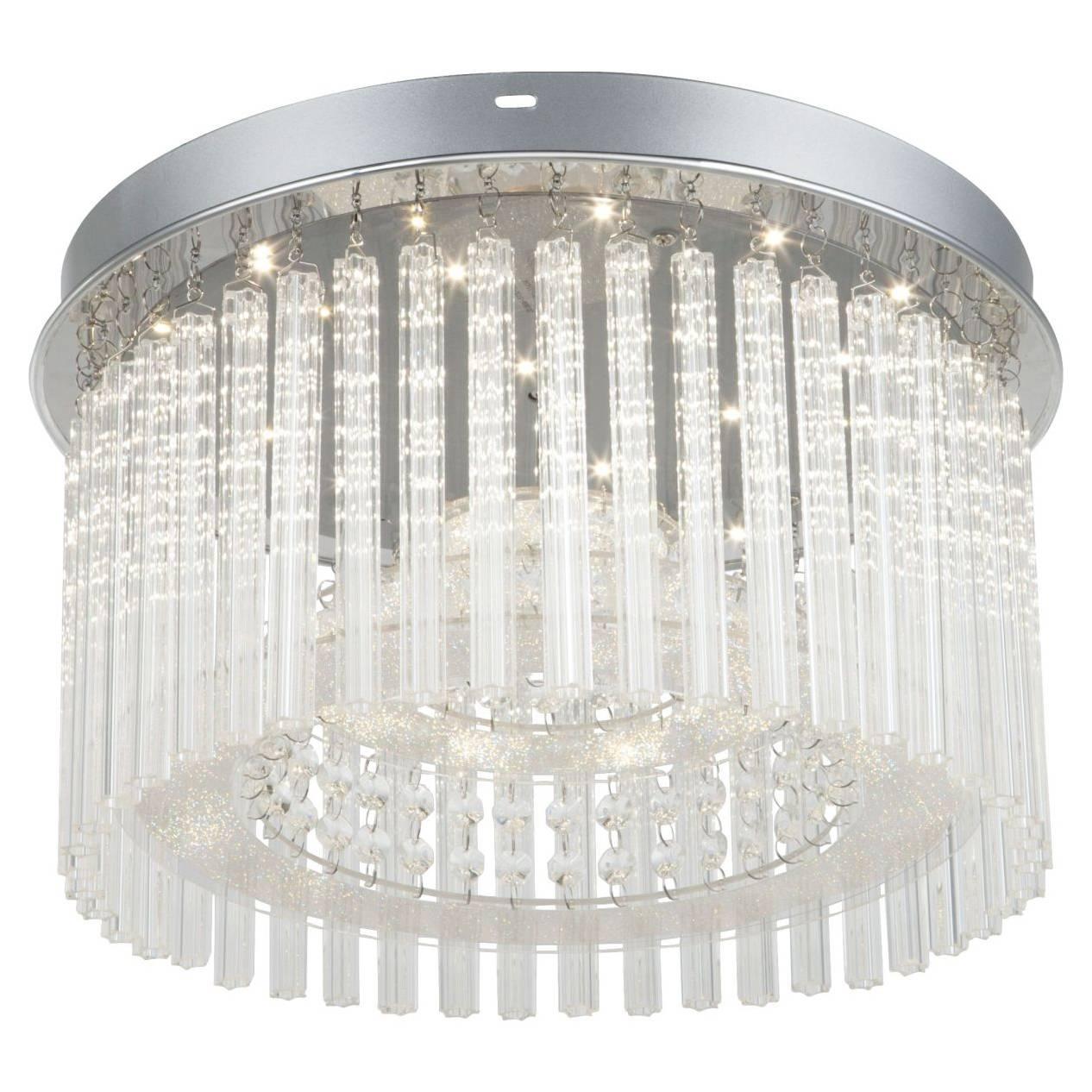 Потолочный светодиодный светильник Globo Joyce 68568-18 потолочный светодиодный светильник globo aisha 49357 17